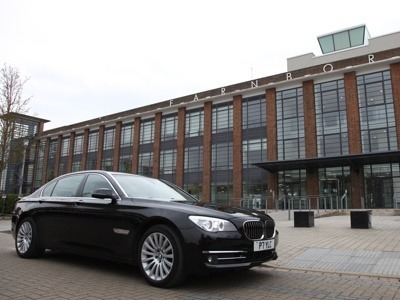 1st VIP Executive vehicle was introduced into the fleet