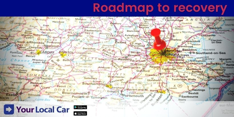 Government roadmap and private taxi services
